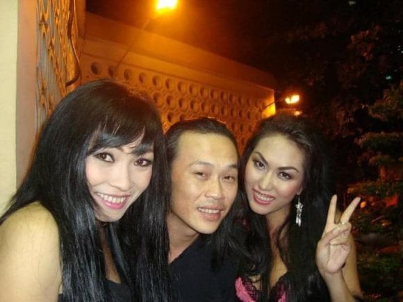 Người mẫu phi thanh vân, danh hài Hoài Linh, danh hài Trấn Thành, sao Việt