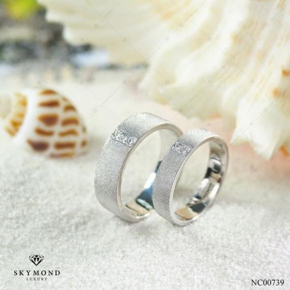 Nhẫn cưới, Skymond Luxury, nhẫn cưới thiết kế