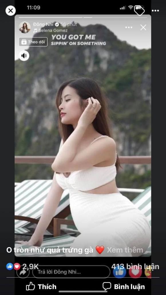 Đông Nhi, sao Việt, ông cao thắng