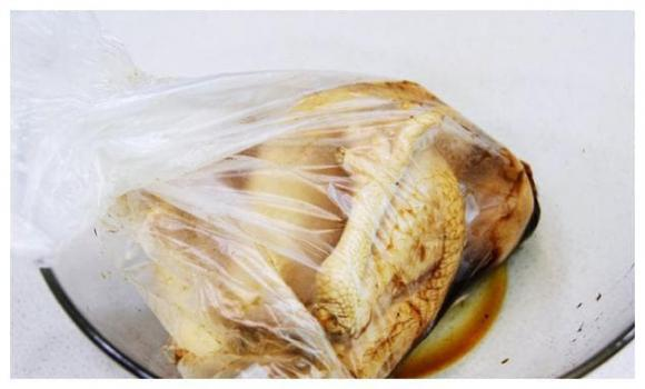 dạy nấu ăn, món gà, gà hấp lá sen