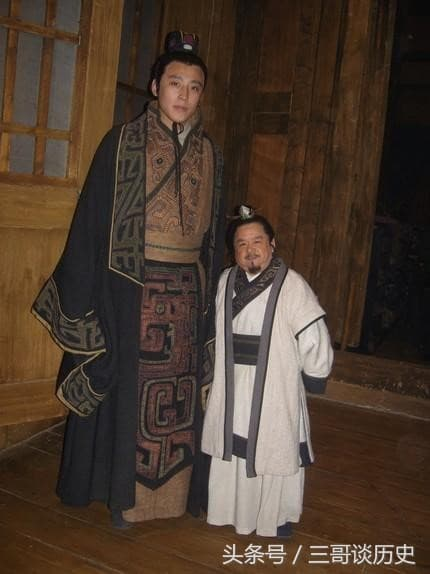 Trần Tam Mộc,tài tử cao 1m28,sao Hoa ngữ