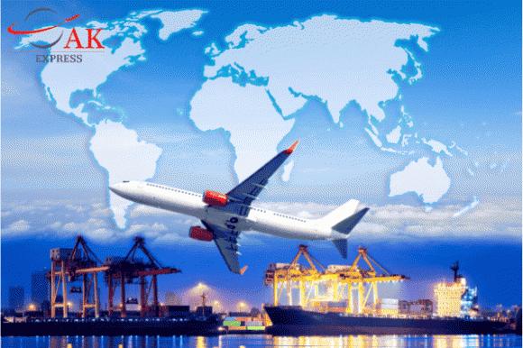 AK Express, chuyển phát nhanh quốc tế, vận chuyển hàng quốc tế