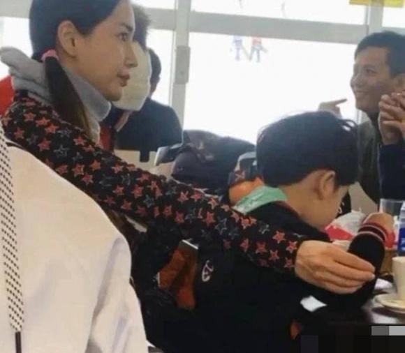 Angelababy, con trai Angelababy, Huỳnh Hiểu Minh, sao hoa ngữ