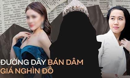 mỹ nhân Việt, mỹ nhân Việt bán dâm, bán dâm