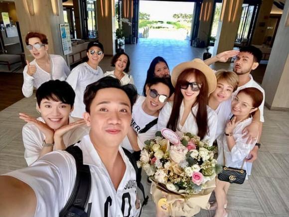 MC Trấn Thành, nhóm bạn của Trấn Thành, sao Việt