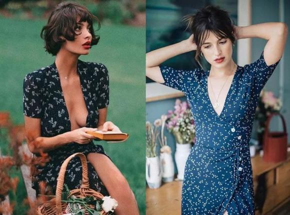 ngực lớn và ngực phẳng, chọn thời trang hè, thời trang,