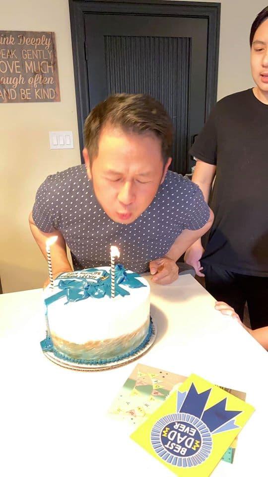 Bằng Kiều, sinh nhật Bằng Kiều, sao việt