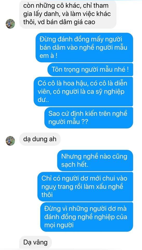 Xuân Lan, bán dâm, sao Việt