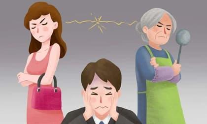 mẹ chồng nàng dâu, con dâu đòi mẹ chồng tiền sinh hoạt, chuyện tình yêu