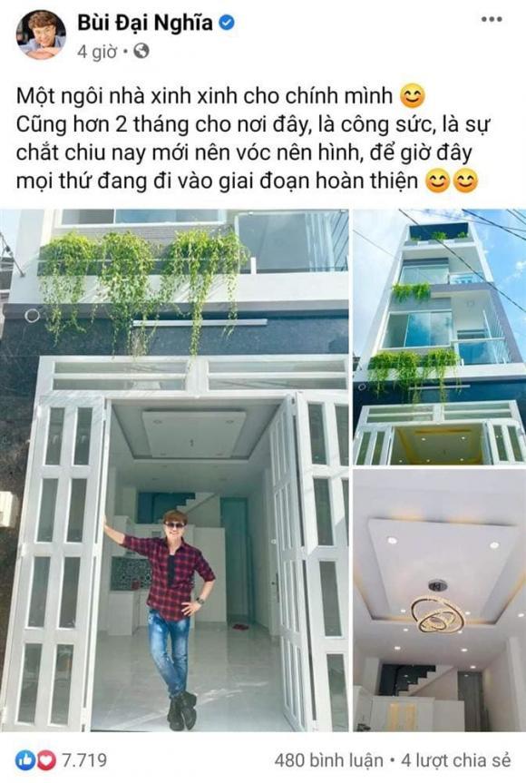 MC Đại Nghĩa, võ tấn phát, sao Việt