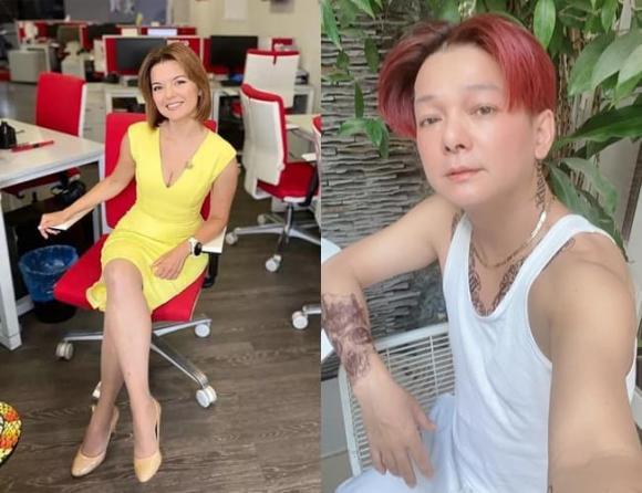 MC Marichka Padalko, MC rụng răng, Vũ Hà, sao Việt