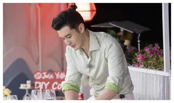 Triệu Lệ Dĩnh, Huỳnh Hiểu Minh, Nhà hàng Trung Hoa 4