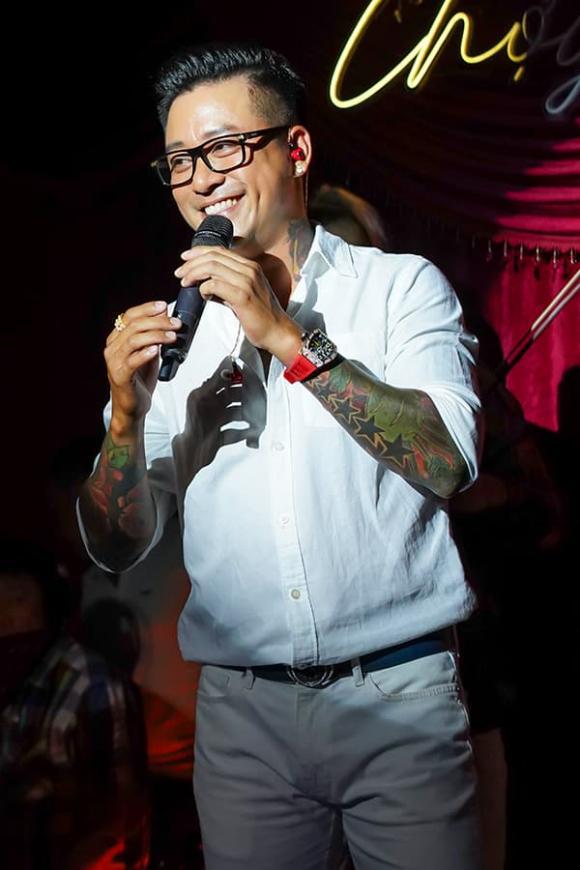 ca sĩ Tuấn Hưng, sao Việt