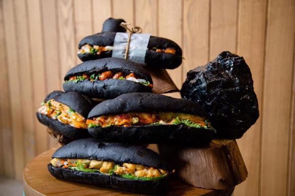 bánh mì đen ở Quảng Ninh, bánh mì đen, bánh mì