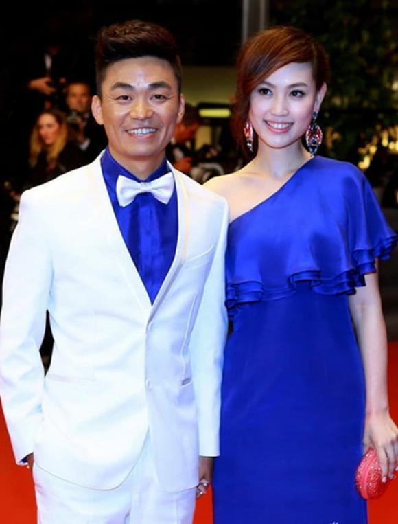 đám cưới Huỳnh Hiểu Minh - Angela Baby, trịnh khải, lý tiểu lộ, sao hoa ngữ