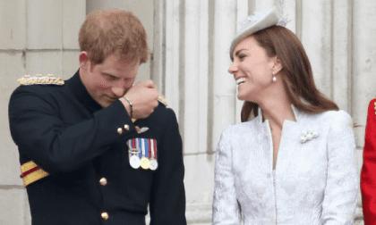 Hoàng tử George, Công nương Kate, Hoàng gia Anh