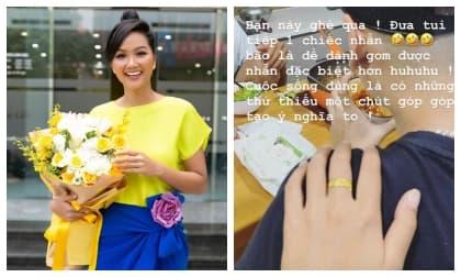 hoa hậu H'Hen Niê, sao Việt