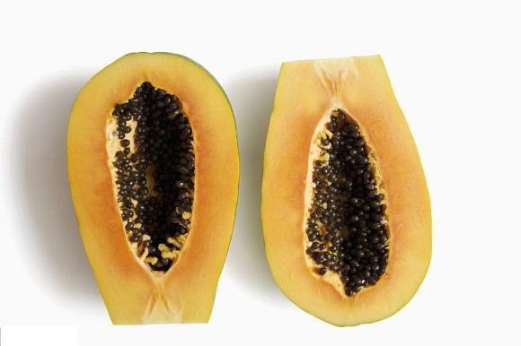 kiwi, bưởi, đu đủ, ăn quả gì đẹp da