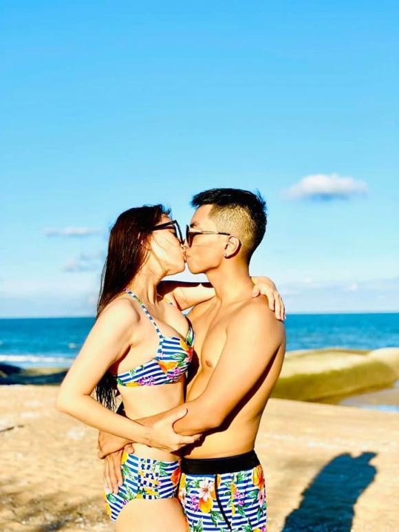 Khánh Thi khẳng định chủ quyền với Phan Hiển và thách thức ai dám 'tòm tem' chồng mình