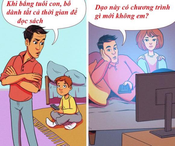 sai lầm khi dạy con, dạy con sai cách, cách dạy con