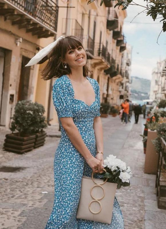 váy vắt sữa, váy hot hè, thời trang