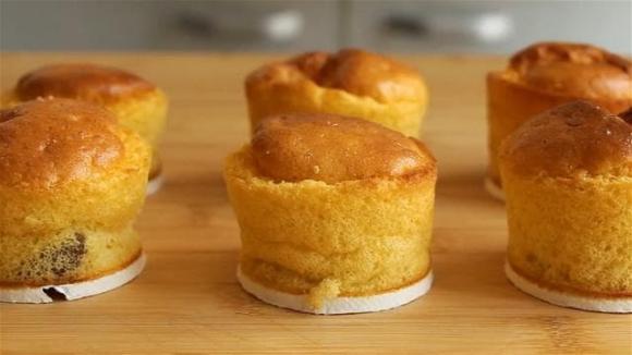 làm bánh, bánh không béo, dạy nấu ăn,