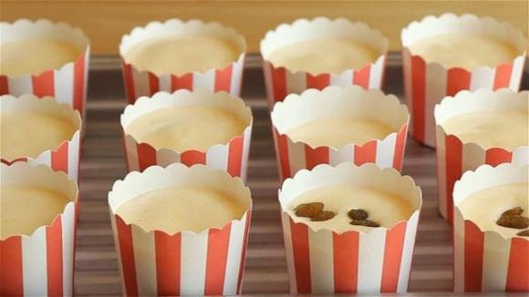 Dạy bạn cách làm bánh đơn giản, không dầu mỡ và không đường, tốt cho sức khỏe, ngon mềm ngọt, trẻ thích ăn