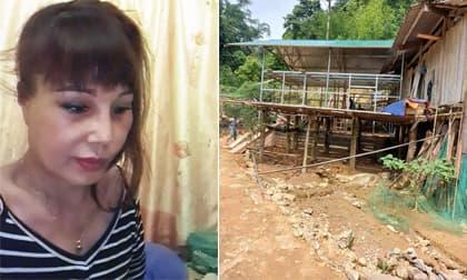 cô dâu 62 tuổi, cô dâu 62 tuổi xây nhà mới, Thu Sao