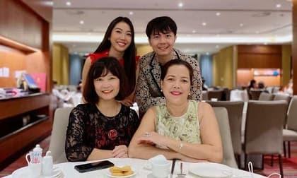 mẹ chồng nàng dâu, cuộc sống gia đình, con dâu và con gái cùng sinh con