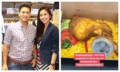 bạn thân của Tăng Thanh Hà, Tăng Thanh Hà, diễn viên Philippines, Heart Evangelista