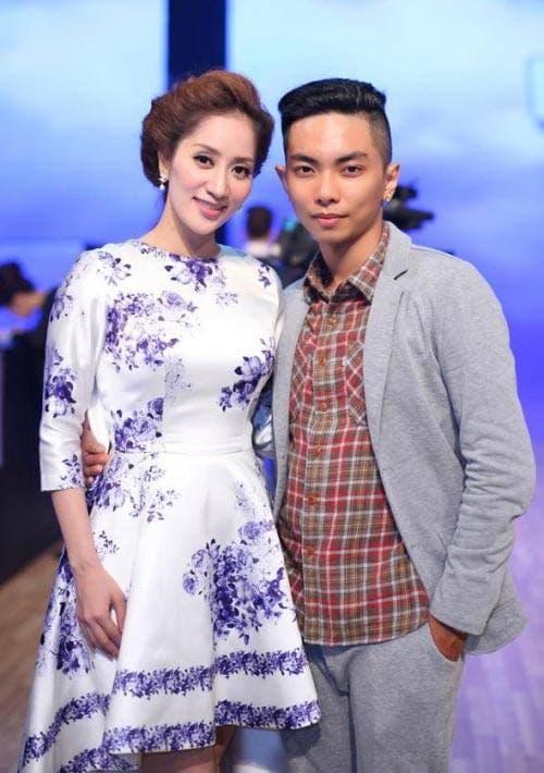 kiện tướng dancesport Khánh Thi, sao Việt