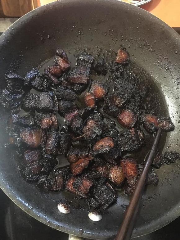 thảm họa nấu ăn, gái đoảng, nấu ăn dở