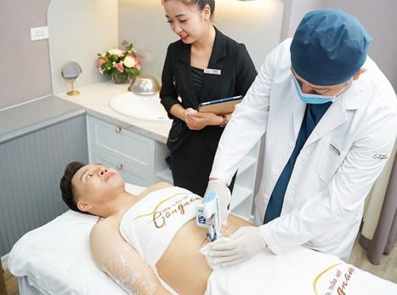 BTV Việt Cường, phương pháp hủy mỡ Hàn Quốc, giảm béo