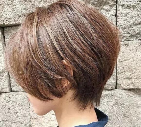 kiểu tóc, tóc dễ chăm, kiểu tóc nào không mất công chăm, tóc đẹp