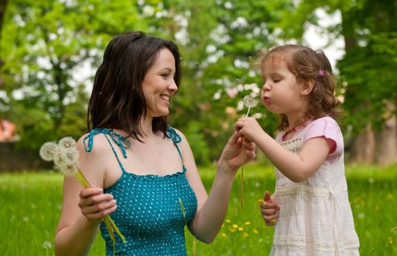 chăm trẻ, nuôi dạy trẻ, để con nghe lời