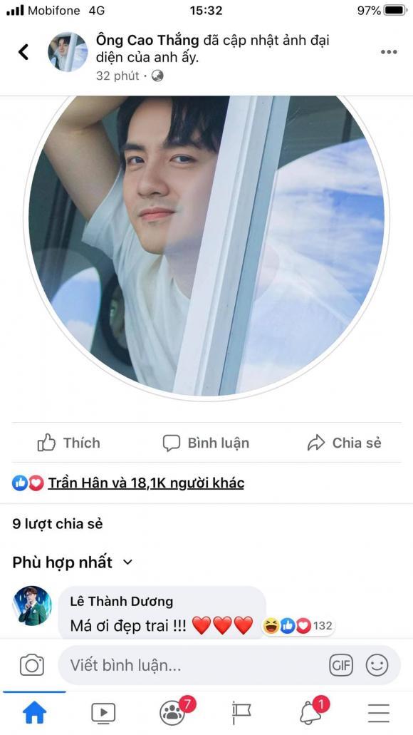 ca sĩ Ngô Kiến Huy, ca sĩ Ông Cao Thắng, sao Việt