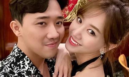 ca sĩ Hari Won,mc trấn thành,sao Việt