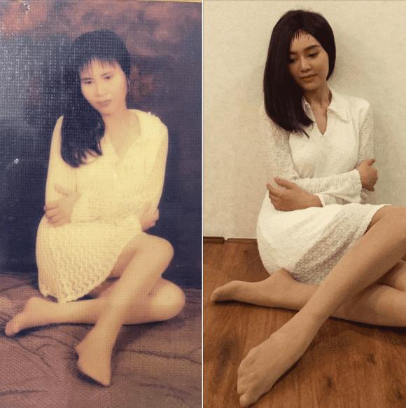 Ninh Dương Lan Ngọc, hari won, diễn viên Thuý Ngân, sao Việt