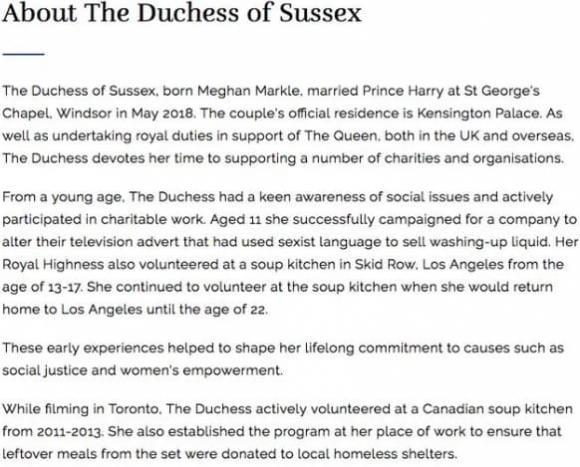 Meghan tiếp tục nhận trái đắng từ Hoàng gia Anh sau nhiều lần kể xấu nhà chồng