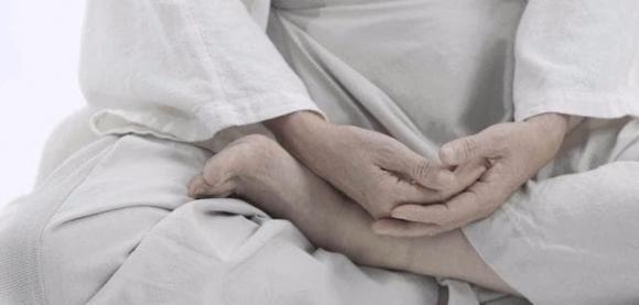 bàn chân, biểu hiện bệnh, người không thọ,