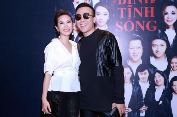 hoa hậu Thu Hoài, ca sĩ Trịnh Thăng Bình, sao Việt