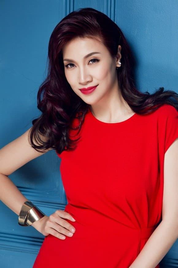 siêu mẫu Vũ Thu Phương, ca sĩ Pha Lê, sao Việt
