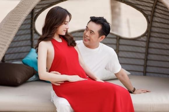 Dương Khắc Linh, vợ Dương Khắc Linh mang bầu, sao Việt
