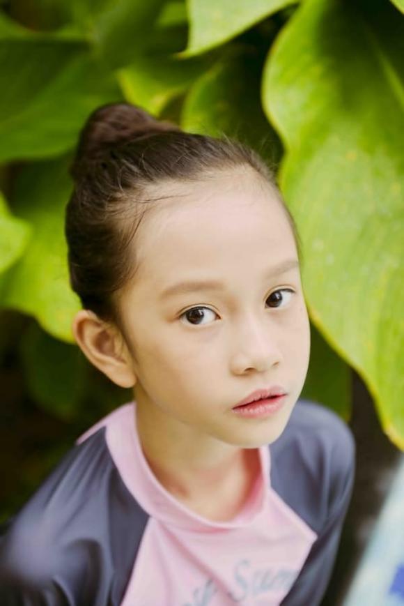 Mẫu nhí Khánh Linh, bản sao hồ ngọc hà