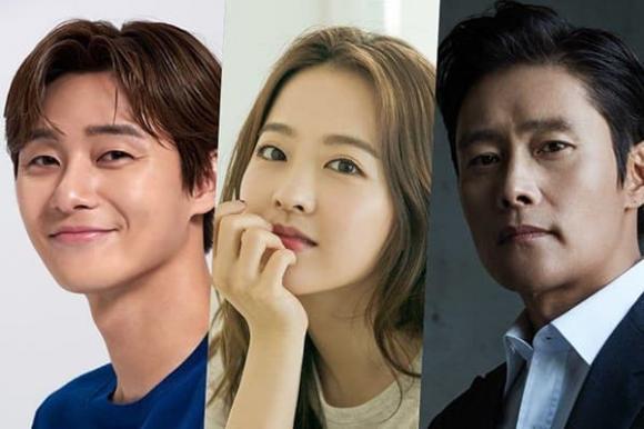 Park Seo Joon, Park Bo Young, sao hàn