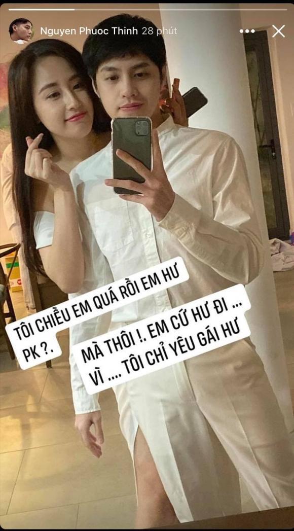 Noo Phước Thịnh, Mai Phương Thuý, sao Việt