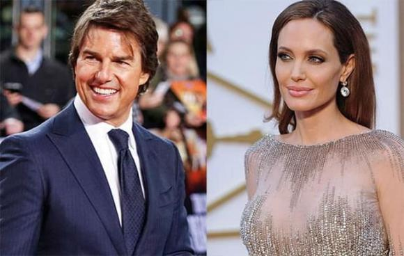 angelina jolie, tom cruise, cầu hôn, sao hollywood