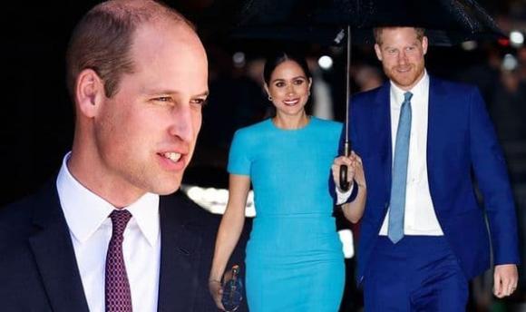 hoàng tử harry, meghan markle, hoàng tử william, hoàng gia anh