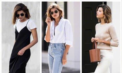 thời trang dạo phố, cô gái xinh đẹp, người đẹp trên phố, xanh bơ