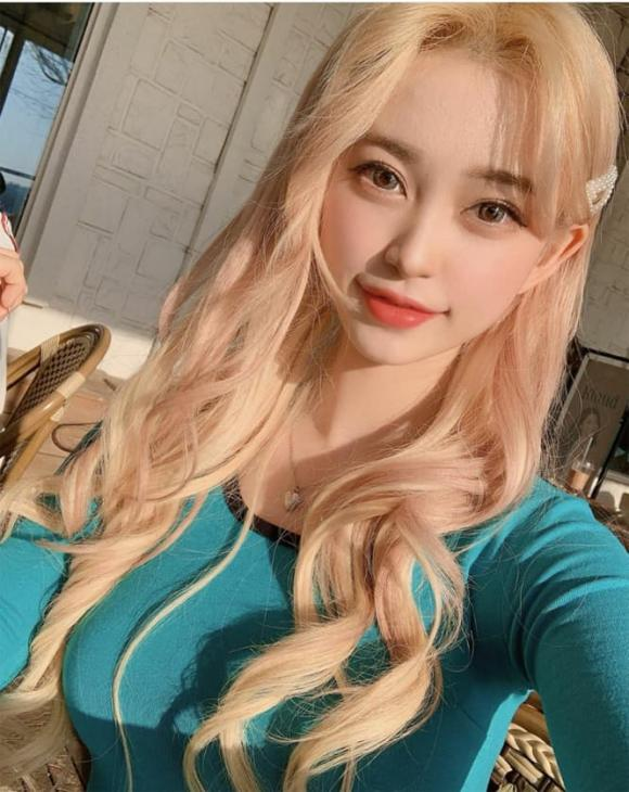 tóc đẹp, màu trà sữa, màu nhuộm tóc